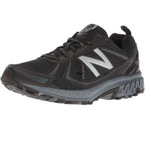 New Balance Mt410v5 Cushioning Trail Runner WIDE